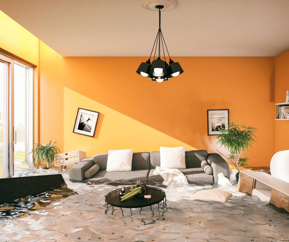 living-room-flooding