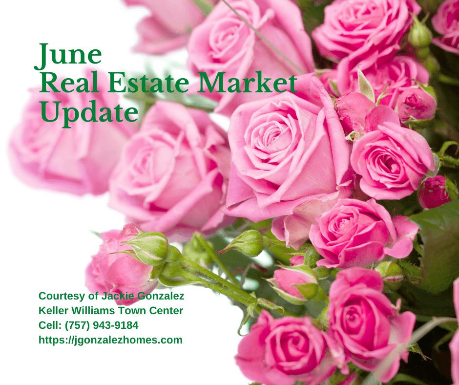June Real Estate Market Update