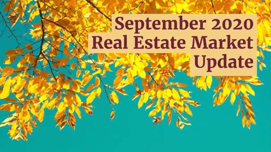 Real Estate Marketing Update September 2020